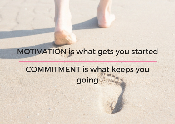 Commitment in 6 stappen